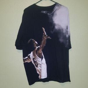 Nike Lebron James Basketball Summer 2008 Tee Shirt